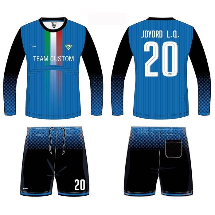 Equipo personalizado camisetas fútbol y uniformes deportivos en línea 5dc78edc841ec