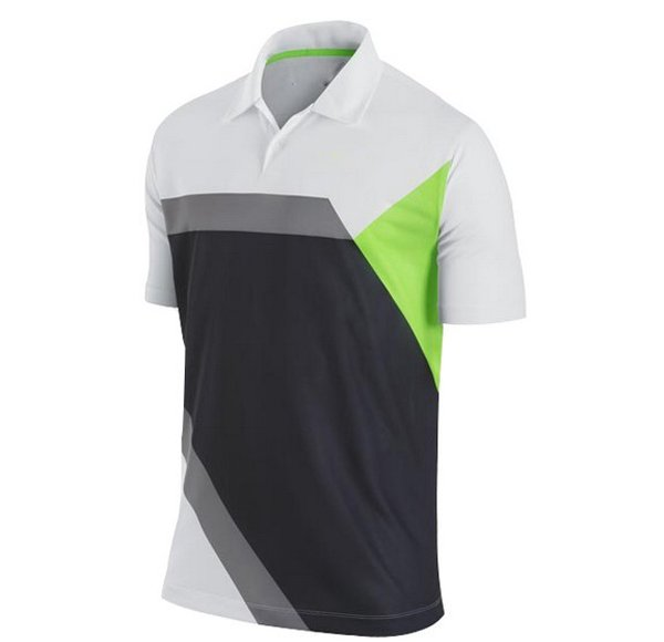 Sublimation printing polo shirt running fitness golf polo for Polo shirts for printing