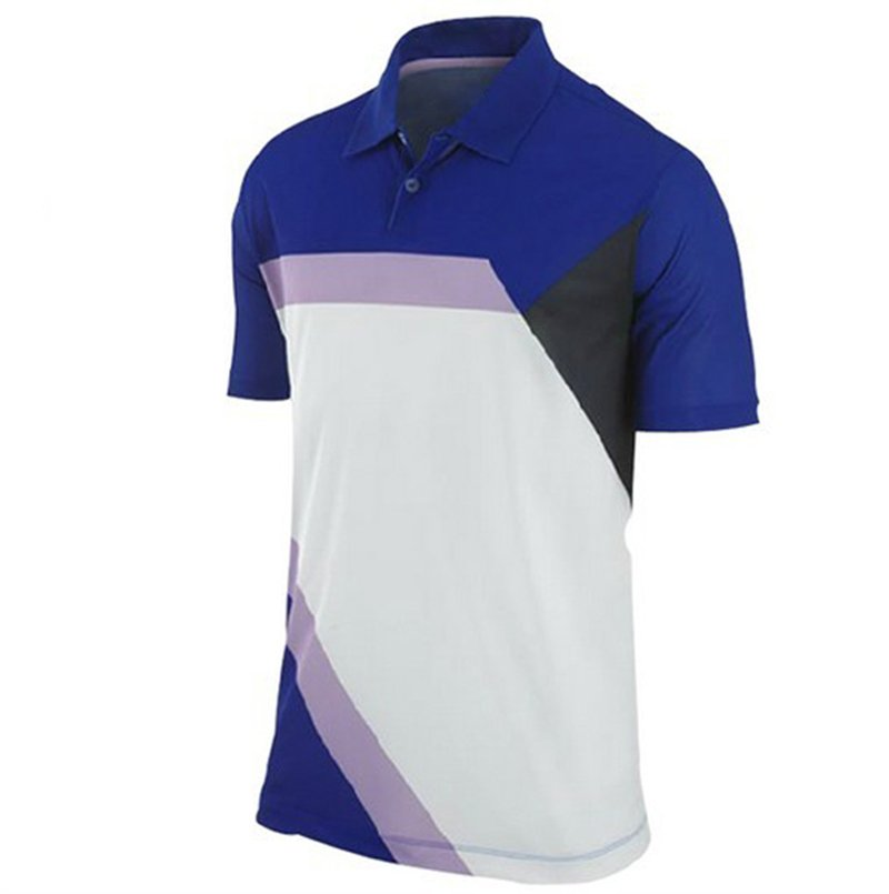 Sublimation Printing Polo Shirt Running Fitness Golf Polo