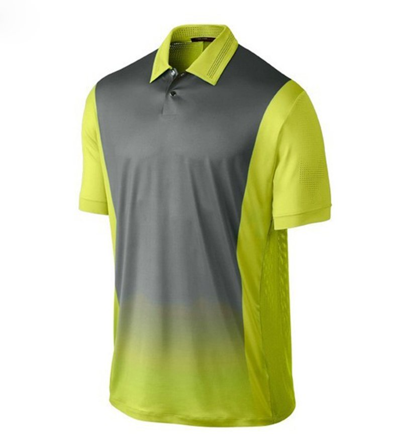 Dry fit golf polo shirt joyord sportswear for Order company polo shirts