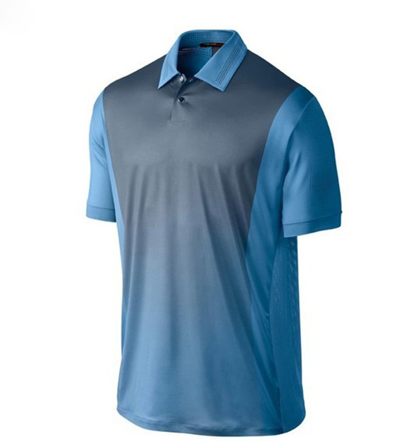 Dry fit golf polo shirt joyord sportswear for Custom dry fit polo shirts