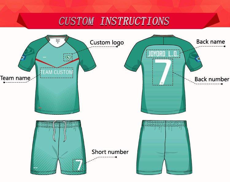 Soccer Uniform Manufacturers 54