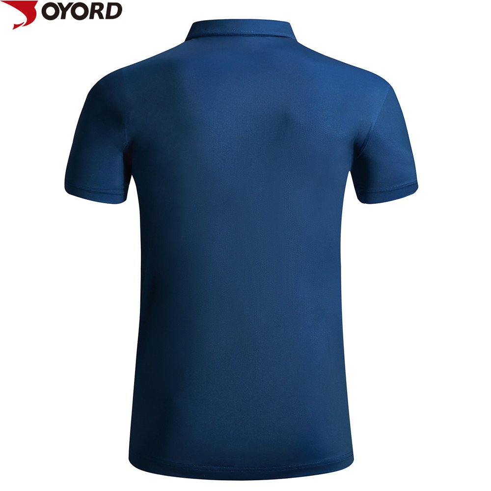 High quality dri fit 100 polyester sublimated polo shirts for Dri fit material shirts