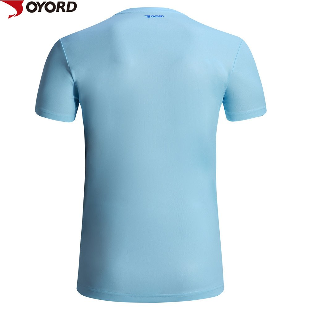 Custom high quality dri fit sport shirt dye sublimated dry for Custom dry fit shirts