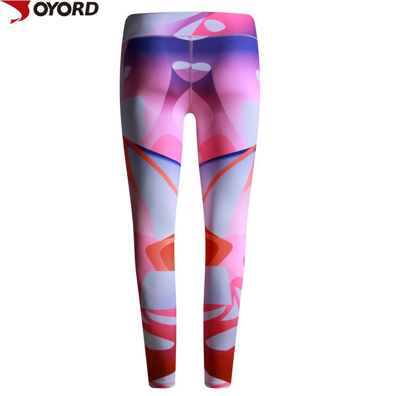 Polyester Spandex Yoga Pants,private Label Fitness Wear