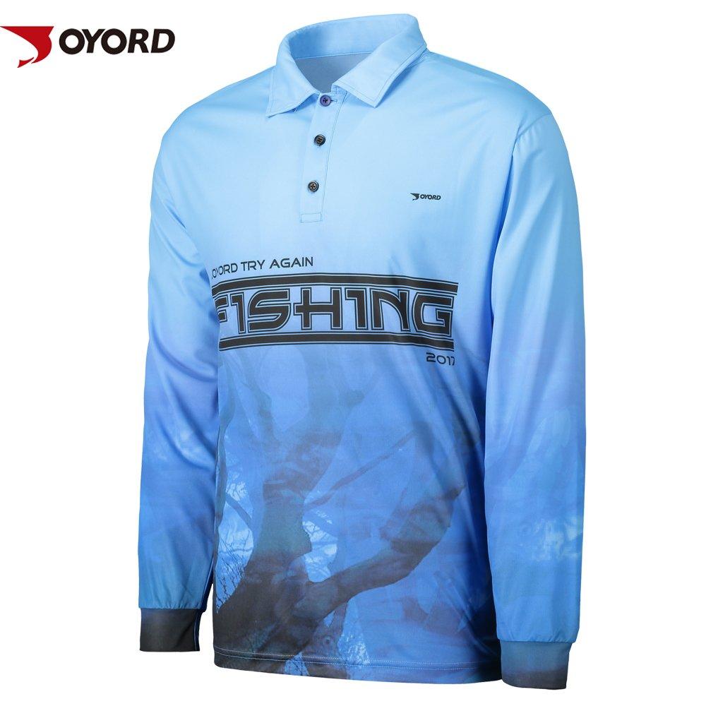 Custom Long Sleeve Fishing Shirts